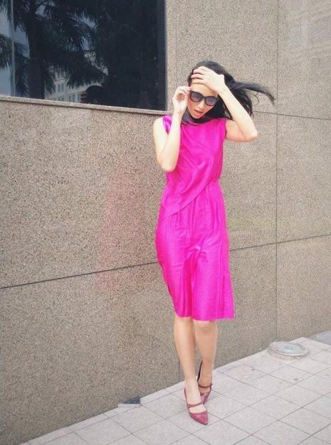 Trang Khiếu: Từ cô gái ăn 8 bát cơm trở thành siêu mẫu ảnh 2