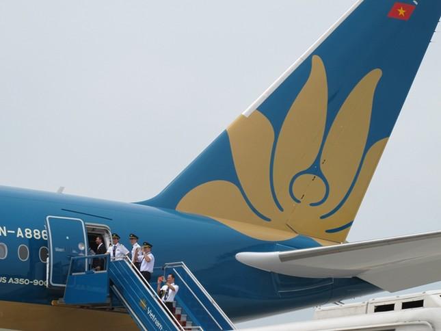 Chi tiết máy bay 'khủng' nhất hàng không Việt ảnh 3