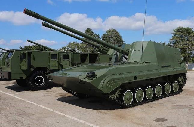 Nhìn gần dàn vũ khí tự chế của Quân đội Cuba ảnh 9