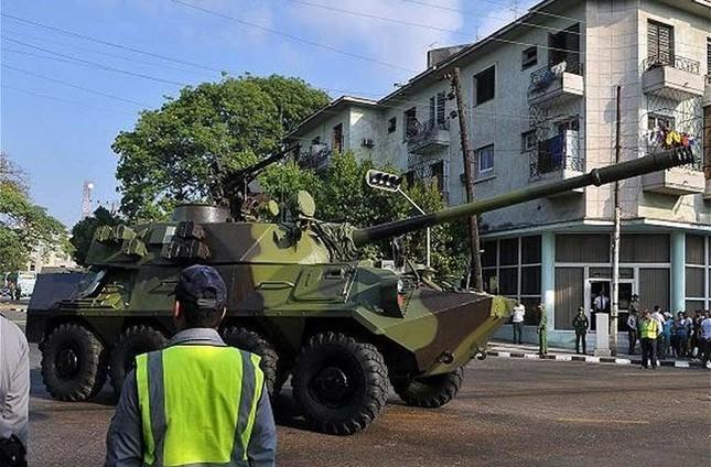 Nhìn gần dàn vũ khí tự chế của Quân đội Cuba ảnh 2