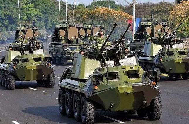 Nhìn gần dàn vũ khí tự chế của Quân đội Cuba ảnh 4