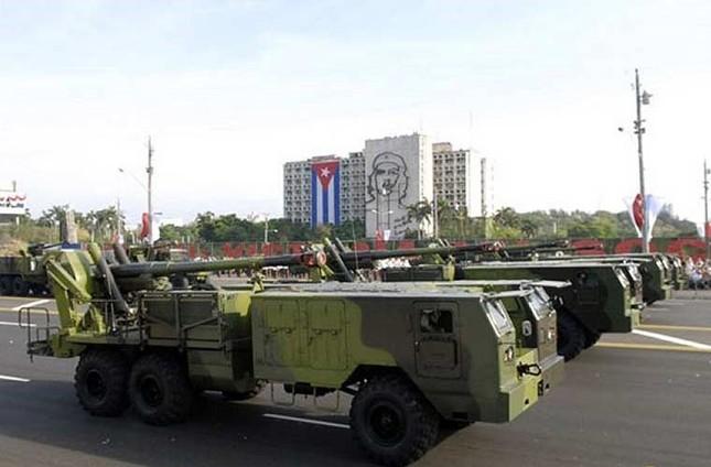 Nhìn gần dàn vũ khí tự chế của Quân đội Cuba ảnh 8