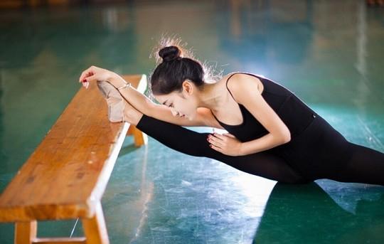 Vẻ đẹp ngọt ngào của mỹ nhân trường múa ảnh 15