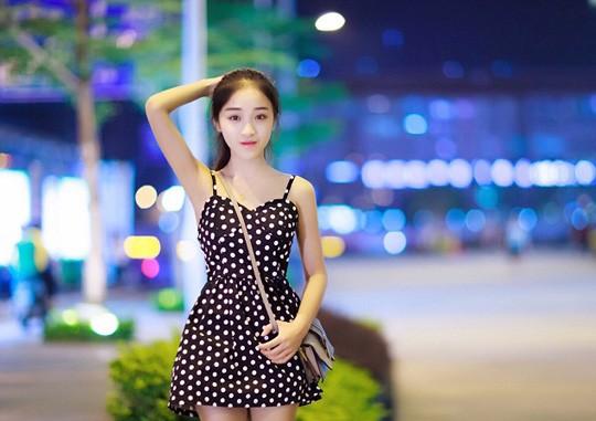 Vẻ đẹp ngọt ngào của mỹ nhân trường múa ảnh 6