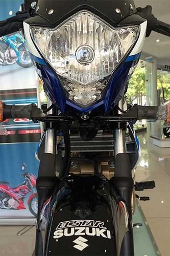 Chi tiết Suzuki Raider 'phiên bản GP' mới ra tại Việt Nam ảnh 9