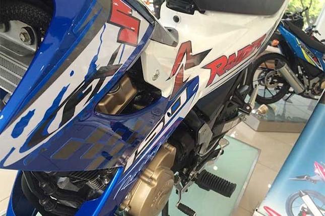 Chi tiết Suzuki Raider 'phiên bản GP' mới ra tại Việt Nam ảnh 6