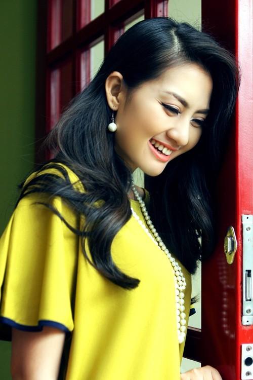 Diễn viên Ngọc Lan hoang mang khi bị kẹt ở Thái Lan ảnh 1