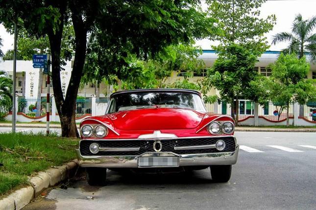 Xế cổ hàng độc phong cách Mỹ tại Sài Gòn ảnh 5