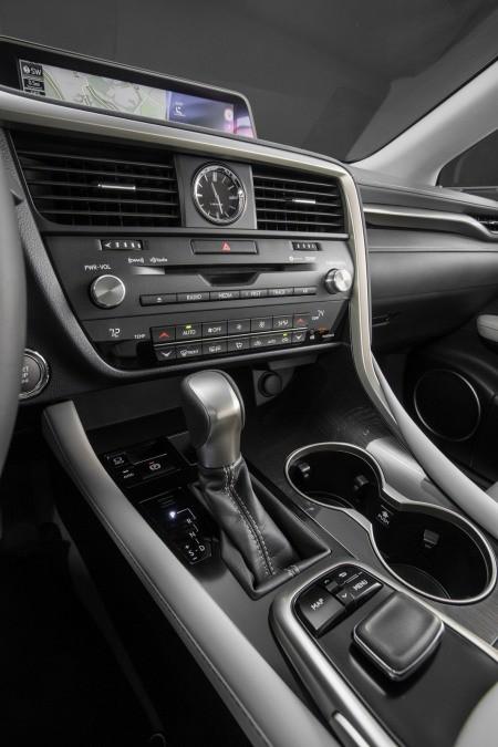 Nhìn gần Lexus RX350 thế hệ mới ảnh 11