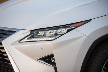 Nhìn gần Lexus RX350 thế hệ mới ảnh 14