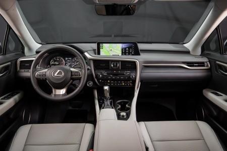 Nhìn gần Lexus RX350 thế hệ mới ảnh 5