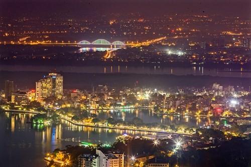 Xây dựng Thủ đô ngày càng giàu đẹp, văn minh, hiện đại ảnh 1