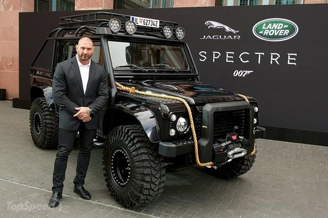 Điểm danh dàn xế khủng trong James Bond Spectre ảnh 11