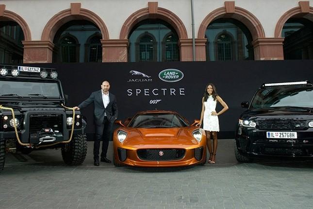 Điểm danh dàn xế khủng trong James Bond Spectre ảnh 1