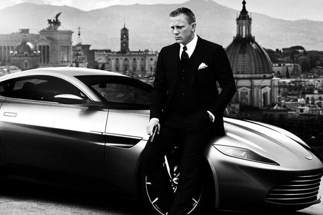 Điểm danh dàn xế khủng trong James Bond Spectre ảnh 2