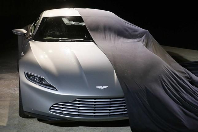 Điểm danh dàn xế khủng trong James Bond Spectre ảnh 3