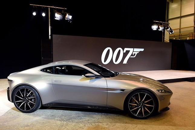 Điểm danh dàn xế khủng trong James Bond Spectre ảnh 4
