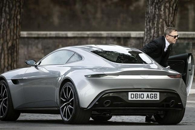 Điểm danh dàn xế khủng trong James Bond Spectre ảnh 5