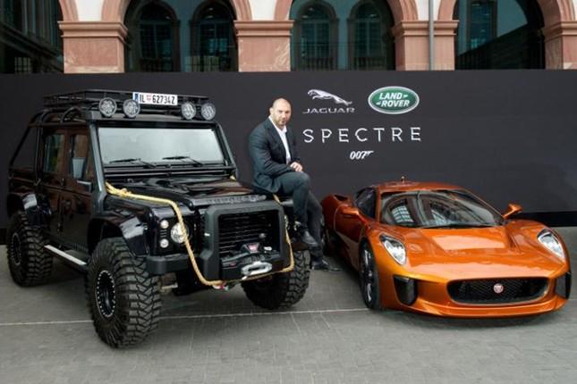 Điểm danh dàn xế khủng trong James Bond Spectre ảnh 6