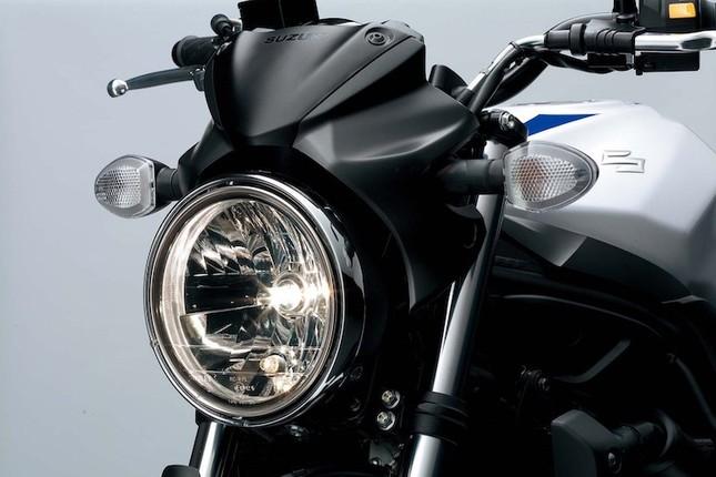 Suzuki SV650 sẽ 'tái xuất giang hồ' vào năm 2016 ảnh 2