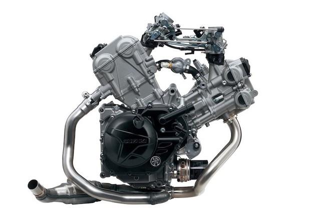 Suzuki SV650 sẽ 'tái xuất giang hồ' vào năm 2016 ảnh 5