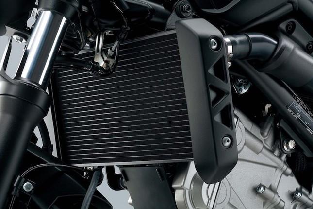 Suzuki SV650 sẽ 'tái xuất giang hồ' vào năm 2016 ảnh 6