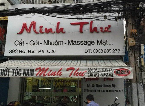 Nữ nhân viên tiệm tóc ở Sài Gòn dụ khách kích dục ảnh 1