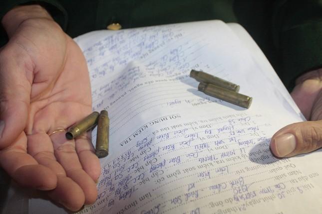 Tàu đưa thi thể ngư dân bị bắn chết ở Trường Sa đã về bờ ảnh 5