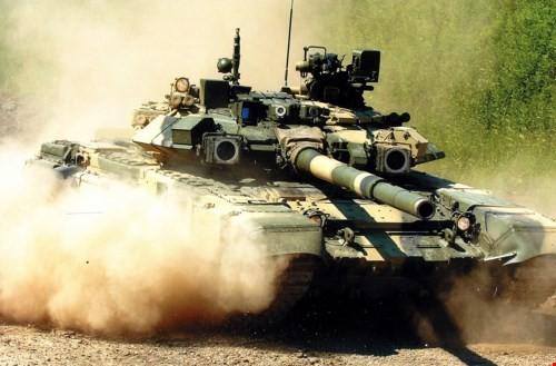 Tại sao Nga đưa xe tăng T-90 tới Syria? ảnh 10