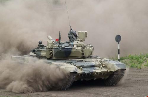 Tại sao Nga đưa xe tăng T-90 tới Syria? ảnh 11