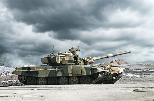 Tại sao Nga đưa xe tăng T-90 tới Syria? ảnh 12