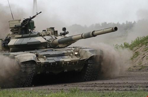 Tại sao Nga đưa xe tăng T-90 tới Syria? ảnh 2