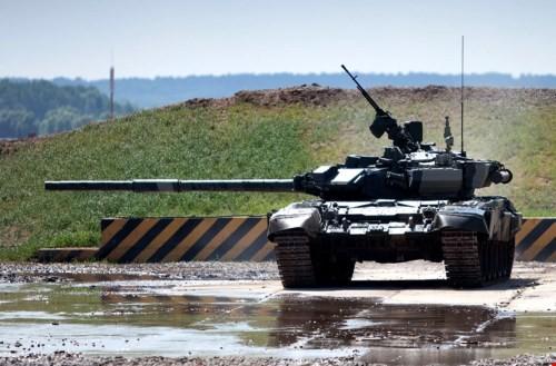Tại sao Nga đưa xe tăng T-90 tới Syria? ảnh 3