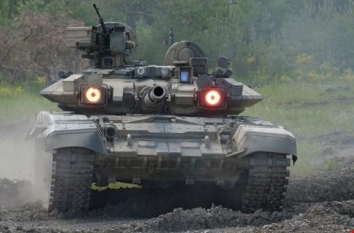 Tại sao Nga đưa xe tăng T-90 tới Syria? ảnh 4