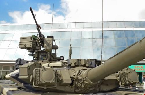 Tại sao Nga đưa xe tăng T-90 tới Syria? ảnh 7
