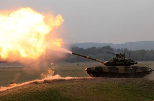 Tại sao Nga đưa xe tăng T-90 tới Syria? ảnh 9
