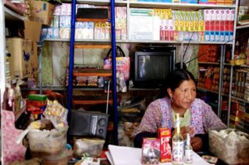 Chợ phù thủy bán bùa yêu ở Bolivia ảnh 2