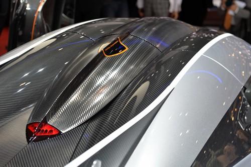 Cận cảnh siêu phẩm Koenigsegg One:1 đặc biệt giá 6 triệu USD ảnh 13