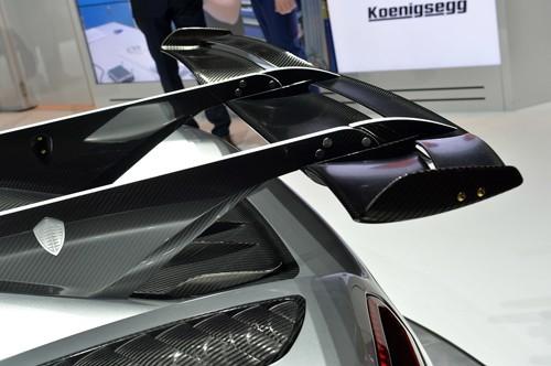 Cận cảnh siêu phẩm Koenigsegg One:1 đặc biệt giá 6 triệu USD ảnh 14