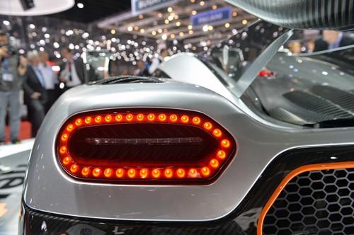 Cận cảnh siêu phẩm Koenigsegg One:1 đặc biệt giá 6 triệu USD ảnh 15