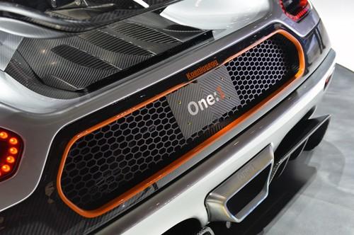 Cận cảnh siêu phẩm Koenigsegg One:1 đặc biệt giá 6 triệu USD ảnh 16