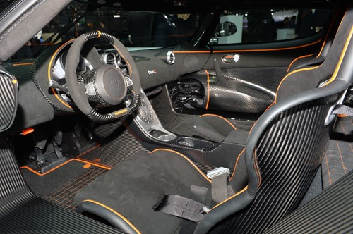 Cận cảnh siêu phẩm Koenigsegg One:1 đặc biệt giá 6 triệu USD ảnh 21