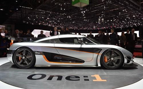Cận cảnh siêu phẩm Koenigsegg One:1 đặc biệt giá 6 triệu USD ảnh 4