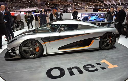 Cận cảnh siêu phẩm Koenigsegg One:1 đặc biệt giá 6 triệu USD ảnh 5