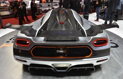 Cận cảnh siêu phẩm Koenigsegg One:1 đặc biệt giá 6 triệu USD ảnh 6