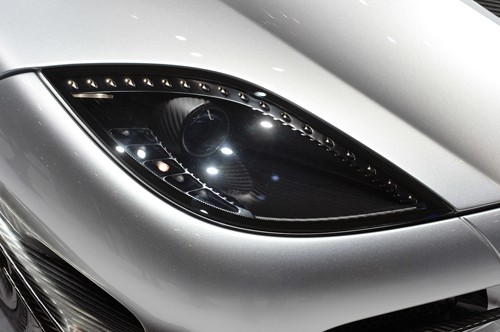 Cận cảnh siêu phẩm Koenigsegg One:1 đặc biệt giá 6 triệu USD ảnh 8