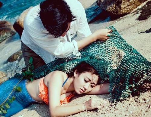 Tin bắt được 'nàng tiên cá nặng 48kg' ở Quảng Nam là bịa đặt ảnh 1