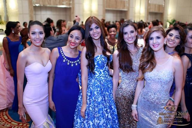Hành trình đẹp của Lan Khuê tại cuộc thi Hoa hậu Thế giới ảnh 11