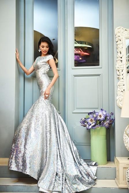 Hành trình đẹp của Lan Khuê tại cuộc thi Hoa hậu Thế giới ảnh 12