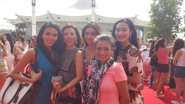Hành trình đẹp của Lan Khuê tại cuộc thi Hoa hậu Thế giới ảnh 2